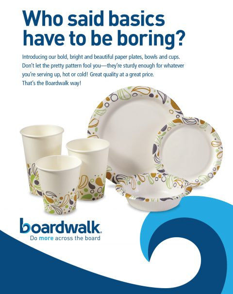 Disposable Dishware: Dishes Made Dazzling