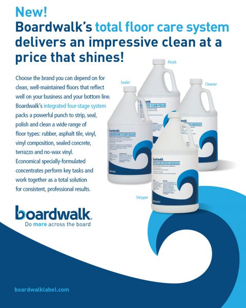 Total Floor Care System: Delivering Sparkling Shine & Price